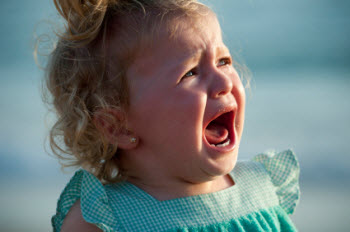 Ma fille de 3 ans cherche le conflit