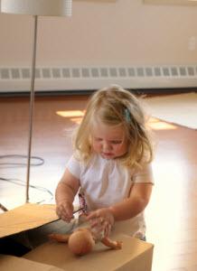 changer de maison comment pr parer son enfant. Black Bedroom Furniture Sets. Home Design Ideas