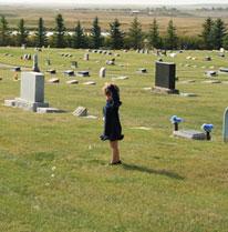 Aider les enfants comprendre la mort - Comment cuisiner des trompettes de la mort ...