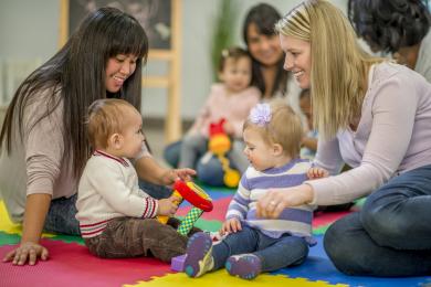 Comprendre l'enfant de 1 à 3 ans