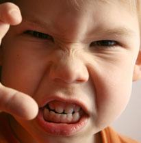 L'enfant agressif