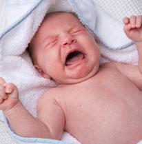 pourquoi bebe est enerve le soir