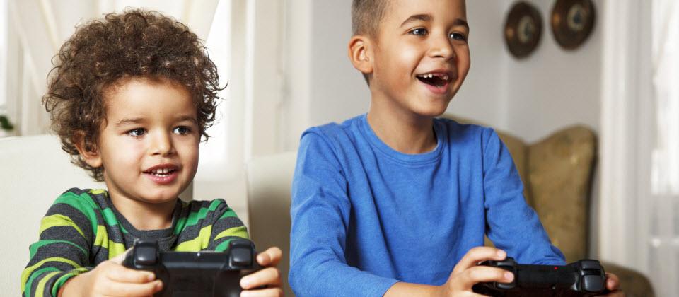 Les Enfants Et Les Jeux Video