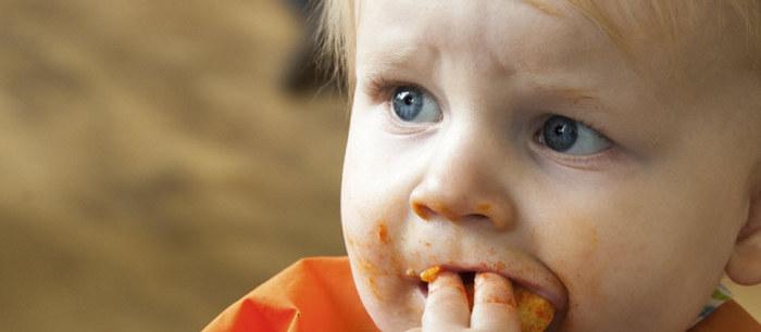 L'alimentation autonome chez bébé