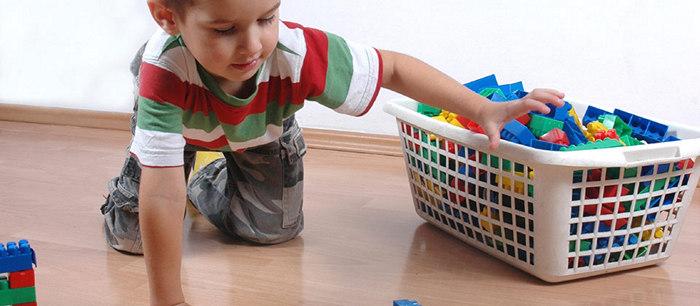 Le rangement des jouets - Ranger les jouets ...