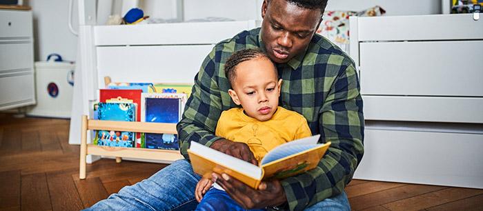 Biblioth rapie aider son enfant gr ce aux livres - Cuisiner avec son enfant ...