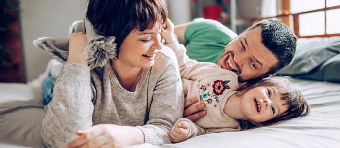 se d tendre et relaxer avec son enfant