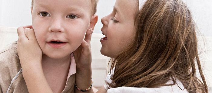 Le développement du langage chez l'enfant d'âge préscolaire