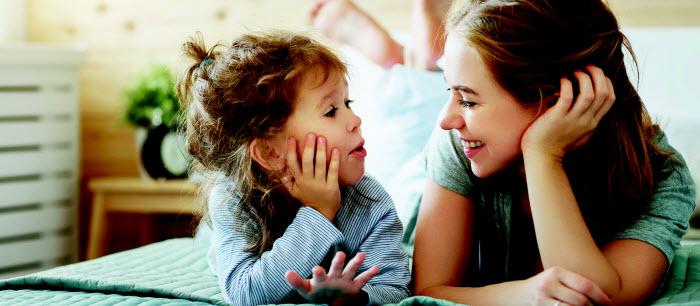 Parler avec votre adolescent - Soins de nos enfants