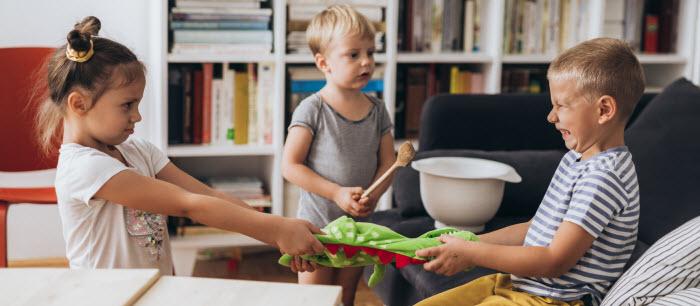 Conflit entre frères et sœurs adultes