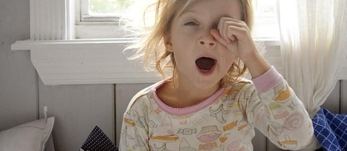 Sommeil les effets sur le d veloppement et le comportement - Cuisiner avec son enfant ...