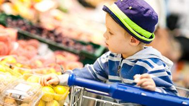 les aliments bio sont ils meilleurs pour la sant des enfants. Black Bedroom Furniture Sets. Home Design Ideas