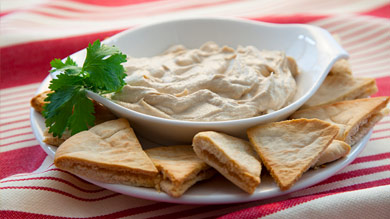 Tartinade aux haricots blancs