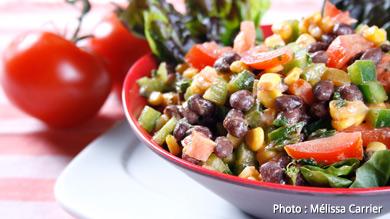Salade mexicaine