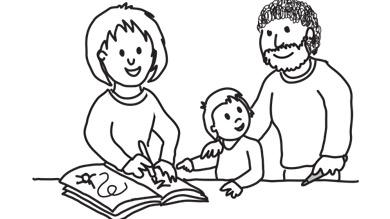 Livre pour dessiner en famille - Dessiner un ruban ...