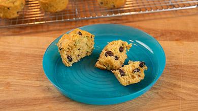 Muffins salés à la mexicaine