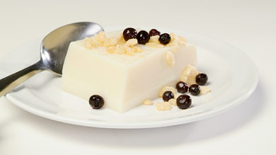 Dessert de Blanche-Neige