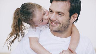 petite fille amoureuse de son papa. Black Bedroom Furniture Sets. Home Design Ideas