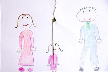 Separation La Garde Des Enfants A La Rupture