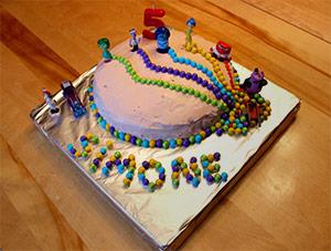 Quand Le Temps Manque Pour Le Gâteau Danniversaire