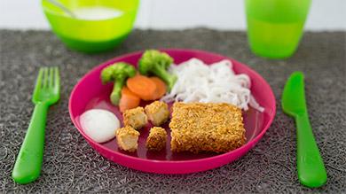 Tofu croustillant