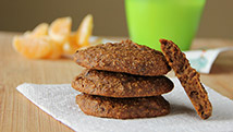 Biscuits nourrissants à la mélasse