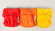 Cloth diapers: Frequently asked questions