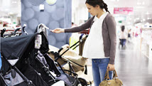 How to choose a baby stroller?