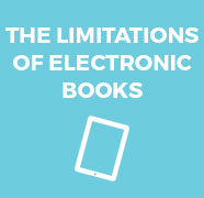 The limitations of electronic books